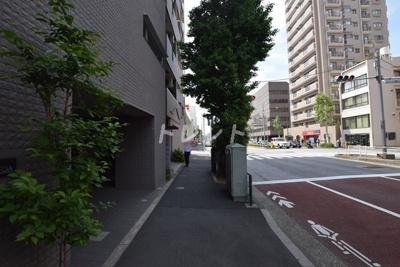 【周辺】グランアセット早稲田
