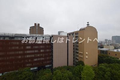 【展望】東急ドエルアルス小石川