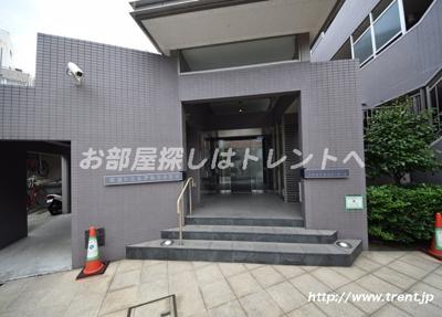 【エントランス】東急ドエルアルス小石川