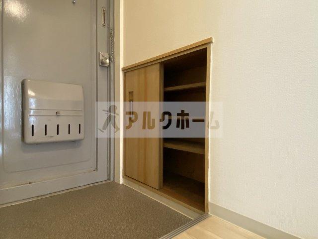 【玄関】コーポ柏原