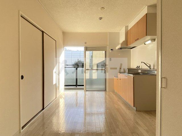 【キッチン】コーポ柏原