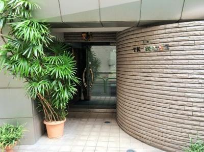 【エントランス】南青山TK House