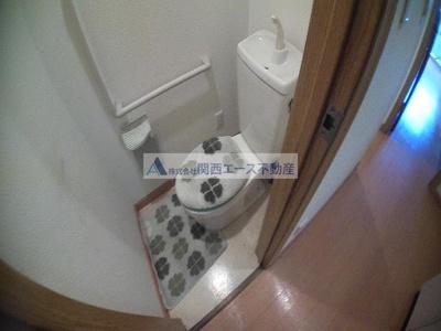 【トイレ】アイリスセカンド