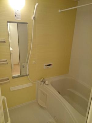 【浴室】ブライト・スクエア