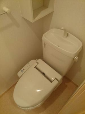 【トイレ】ブライト・スクエア