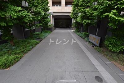 【エントランス】アトラスタワー小石川