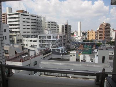 【展望】コンフォヤード東中野