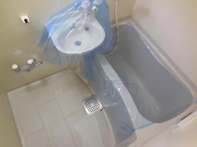 【浴室】メゾンユニベール
