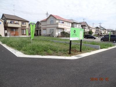 【外観】さいたま市緑区三室/売地全3区画