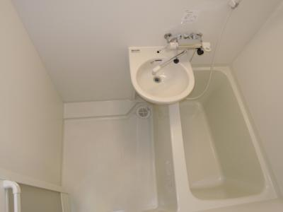 【浴室】フローリッシュⅡ