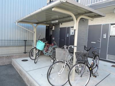 ☆自転車置き場☆