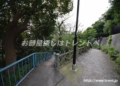 【周辺】オープンレジデンシア目白台ヒルトップ
