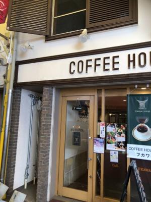 【外観】石橋商店街店舗2階