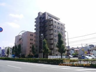 6階部分南西角部屋!晴天時には、室内から富士山が見えます(^_-)-☆