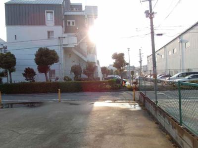 【周辺】島之内2階建倉庫