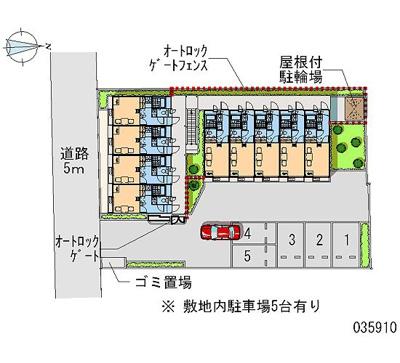 【地図】サンビームD