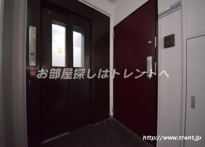 【その他共用部分】リヴシティ早稲田