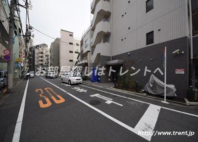 【周辺】リヴシティ早稲田