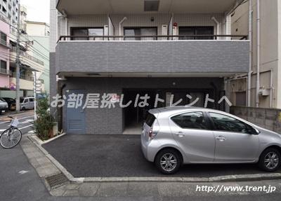 【駐車場】リヴシティ早稲田