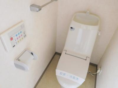 【トイレ】グレイスさつき