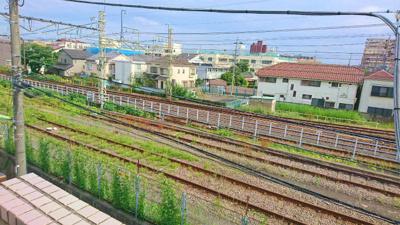 【展望】プライムガーデン桜上水