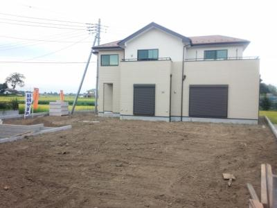 【外観】加須市上樋遣川/建築後未入居住宅