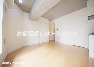【居間・リビング】リエス小石川