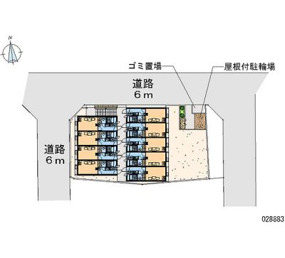 【地図】ステージ