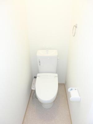 【トイレ】シャロンハウス