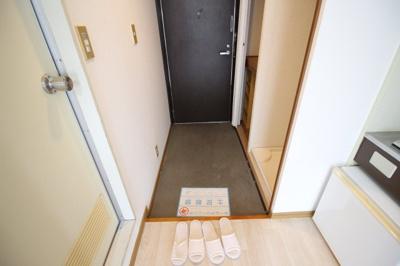 【玄関】アリタマンション長瀬