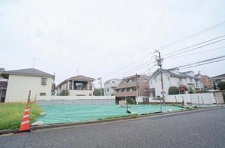 世田谷区桜丘5丁目売地5280万円現地写真2