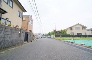 世田谷区桜丘5丁目売地5280万円全面道路