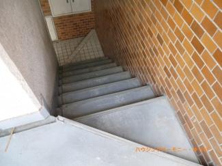 階段部分となります。