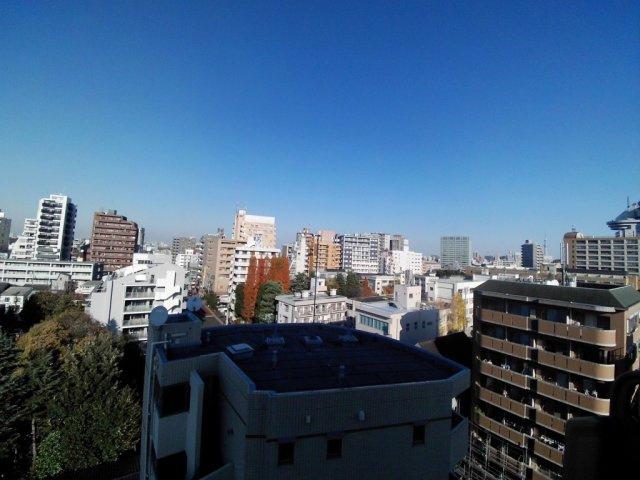 12階からの眺望です。【パークキューブ春日安藤坂】