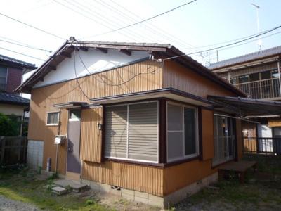 【外観】中央ハイツ戸建て