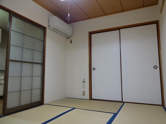 【和室】プレジールハイツ
