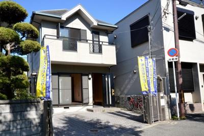 【外観】堺市堺区北丸保園 戸建