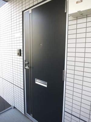 【玄関】エール等々力