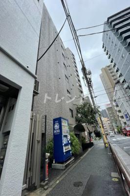 【外観】ティアラ本郷三丁目
