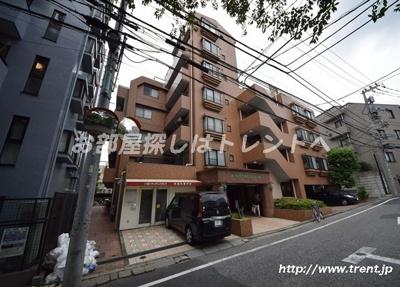 【外観】ライオンズマンション小石川第5