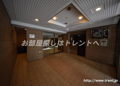 【エントランス】ライオンズマンション小石川第5