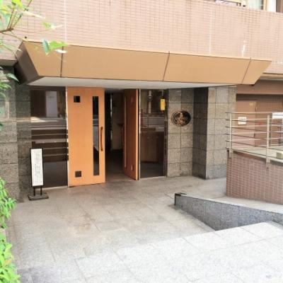 【エントランス】ルピナス麻布シティフォルム