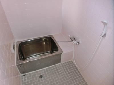 【浴室】堀切町 貸家