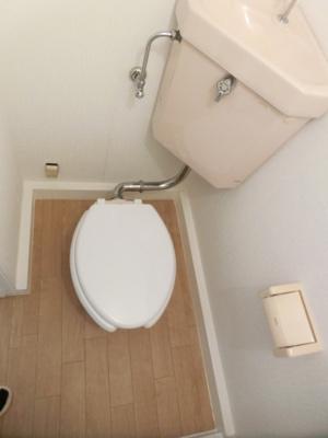 【トイレ】堀切町 貸家