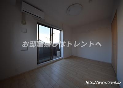 同建物3階の1Kタイプの参考写真です。