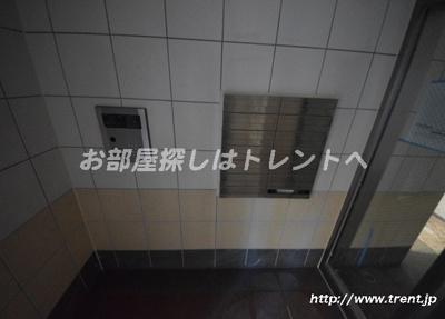 【その他共用部分】ハピネスエムビー白山