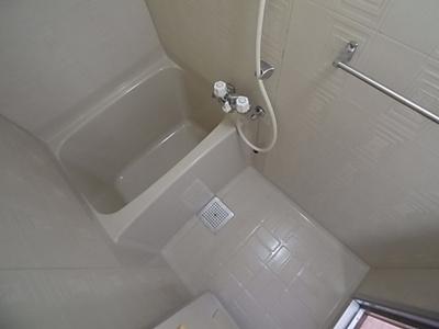 【浴室】リバーウエスト五番街 A棟