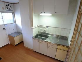 【キッチン】リバーウエスト五番街 A棟