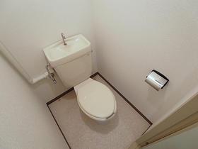 【トイレ】リバーウエスト五番街 A棟