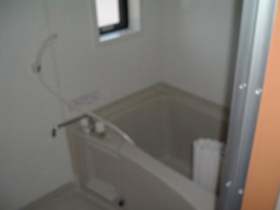 コスモスの浴室